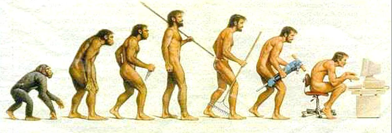 El sedentarismo, evolución y consecuencias…